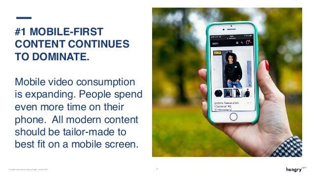 Top 10 Social Media Marketing Trends 2020 Slide 2