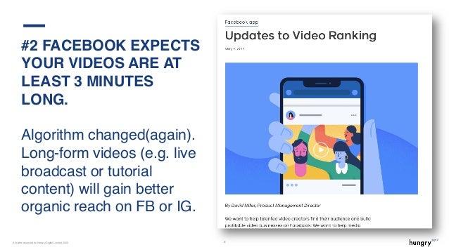 Top 10 Social Media Marketing Trends 2020 Slide 3