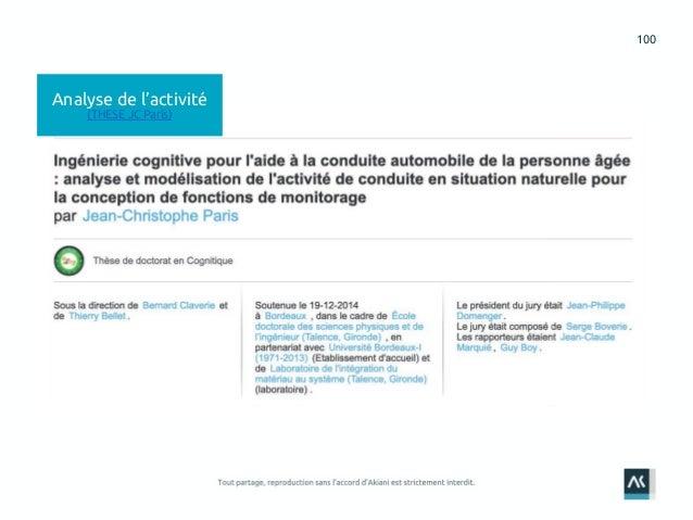 100 Analyse de l'activité (THESE JC Paris)