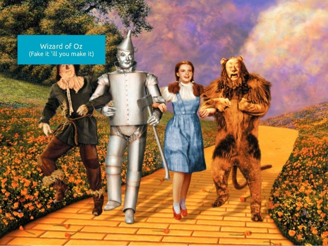 111 Wizard of Oz (Fake it 'ill you make it)