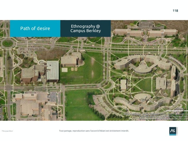 118118 The guardian Path of desire Ethnography @ Campus Berkley