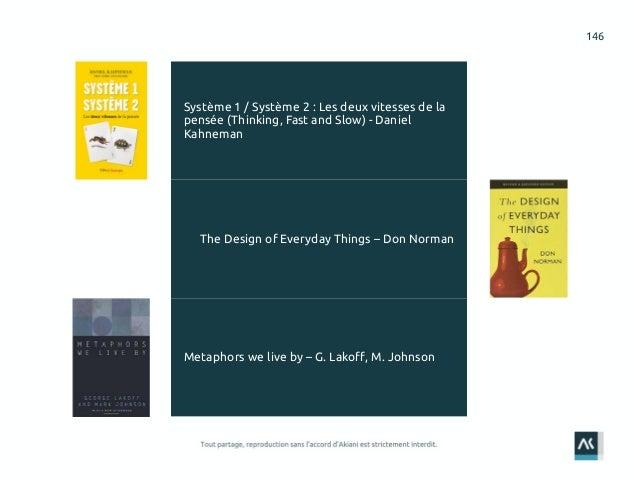 146 Système 1 / Système 2 : Les deux vitesses de la pensée (Thinking, Fast and Slow) - Daniel Kahneman The Design of Every...