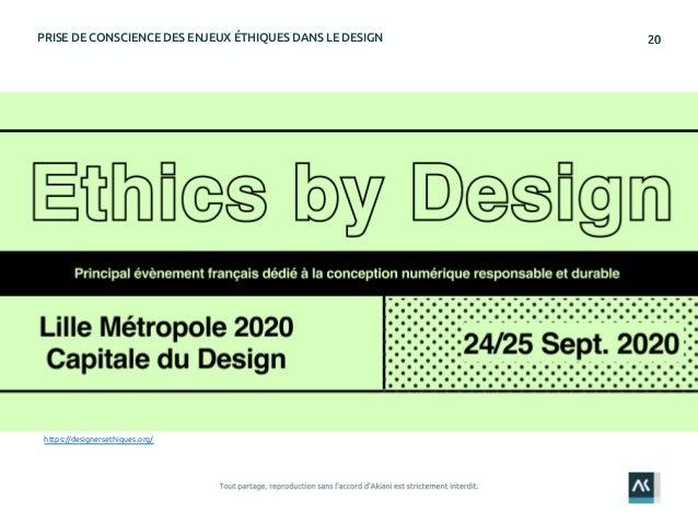 2020PRISE DE CONSCIENCE DES ENJEUX ÉTHIQUES DANS LE DESIGN https://designersethiques.org/