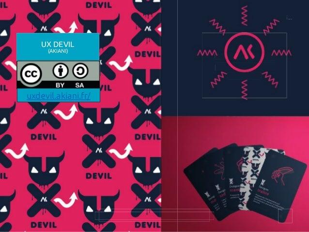 97 Un deck à gagner pour la meilleure question ! UX DEVIL (AKIANI) 97 Un deck à gagner pour la meilleure question ! uxdevi...