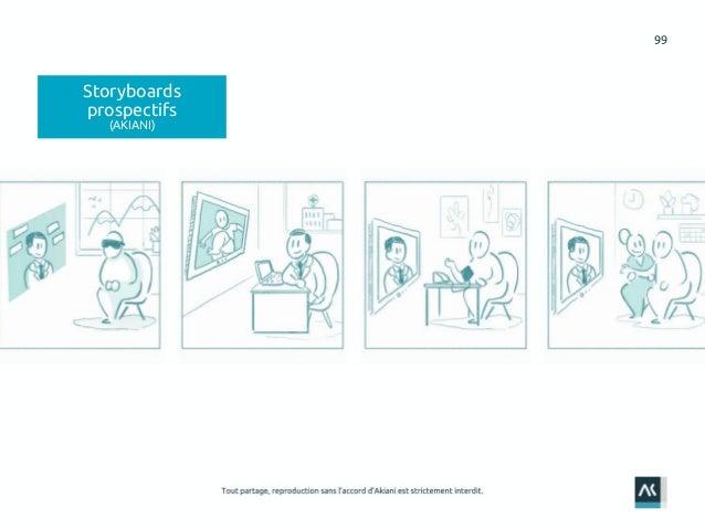 99 Storyboards prospectifs (AKIANI)
