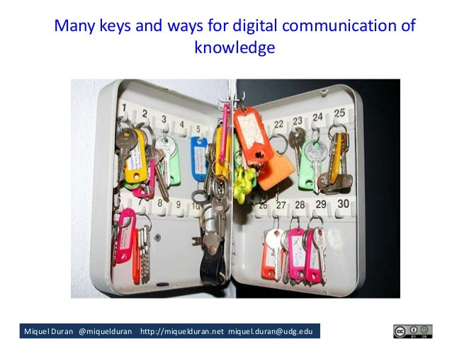 Communication of Research.  Slide 3
