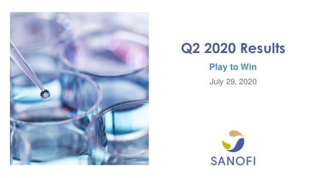 Play to Win Q2 2020 Results July 29, 2020