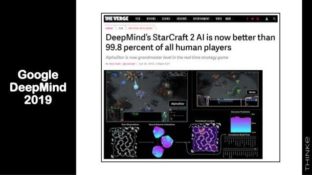 Google DeepMind 2019