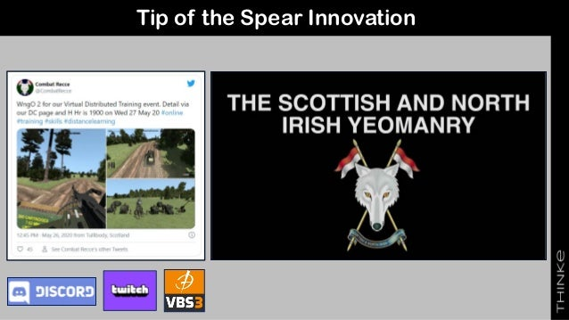 Tip of the Spear Innovation