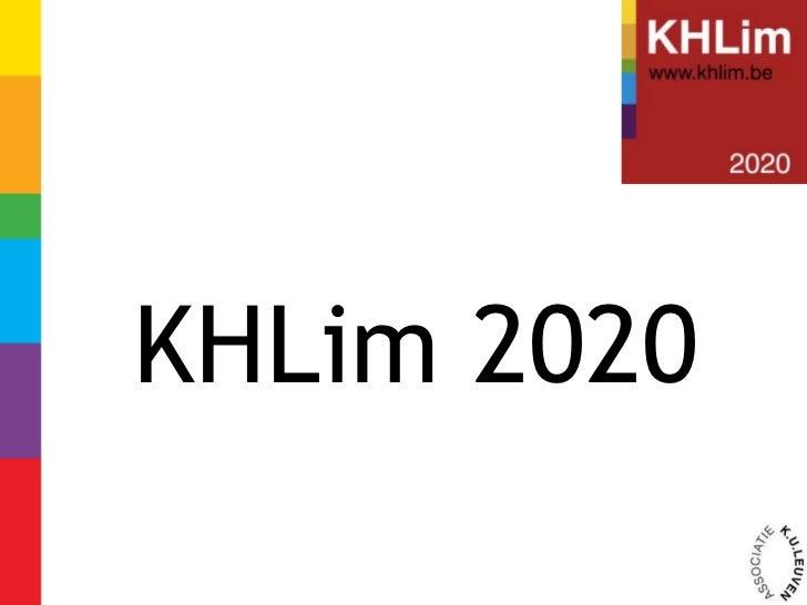 KHLim 2020