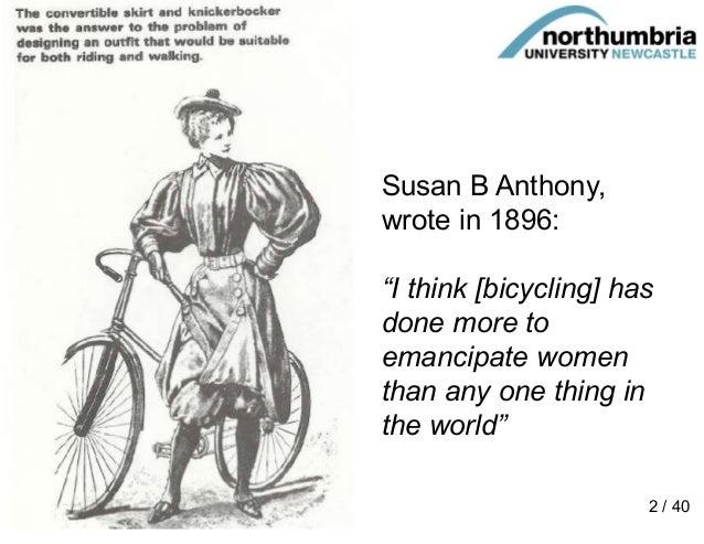 Erfahrungsbericht einer Doktorandin - Eine Reise mit Fahrrad und Feminismus Slide 2