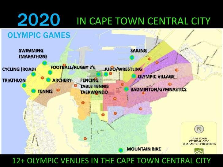 Afbeeldingsresultaat voor cape town olympic games