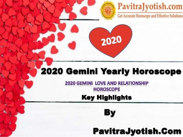 Gemini and love
