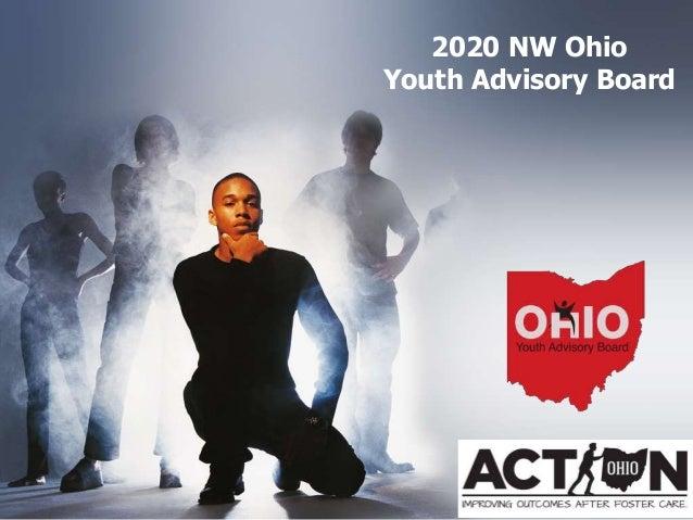 2020 NW Ohio Youth Advisory Board