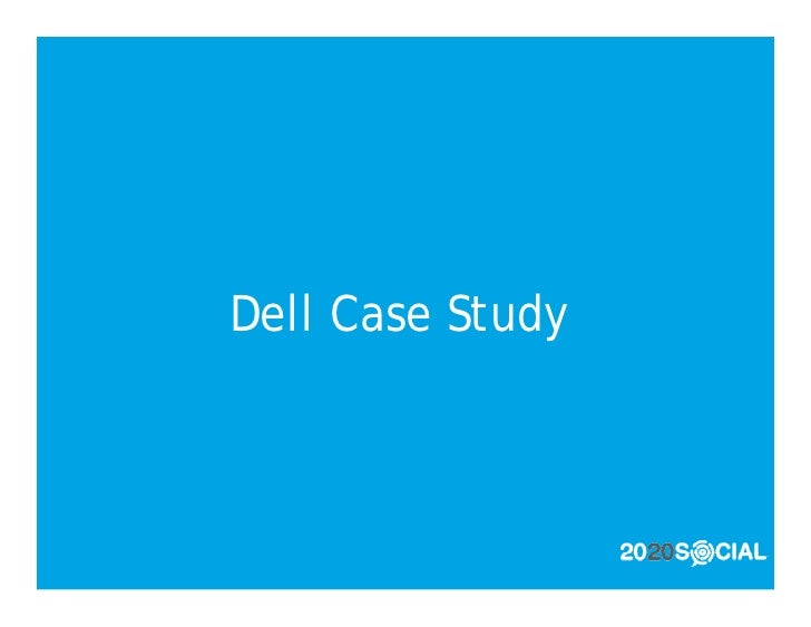 Sgi versus dell case analysis