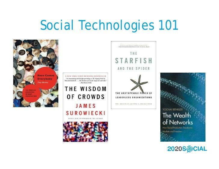 Social Technologies 101