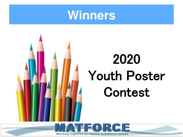 Winners 2020 Youth Poster Contest