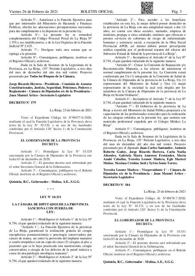 Boletín Oficial Veto acceso vivienda violencia de género Slide 3