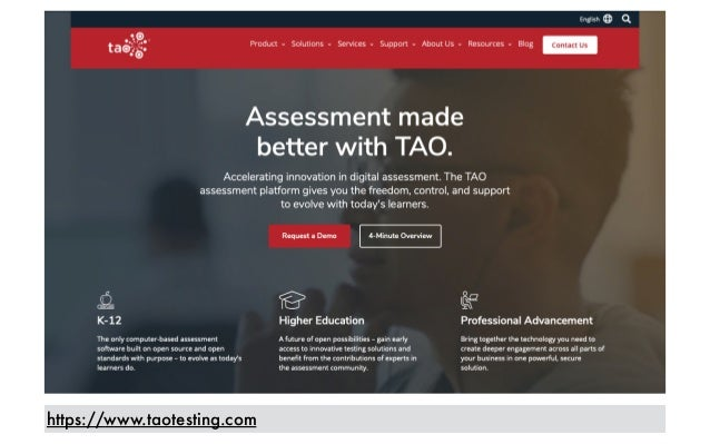 https://www.taotesting.com