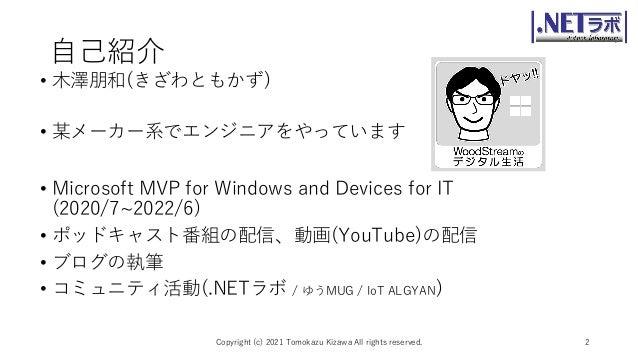 速報!!Windows 11 Slide 2