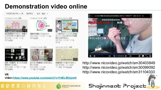 Demonstration video online http://www.nicovideo.jp/watch/sm30403849 http://www.nicovideo.jp/watch/sm30099092 http://www.ni...