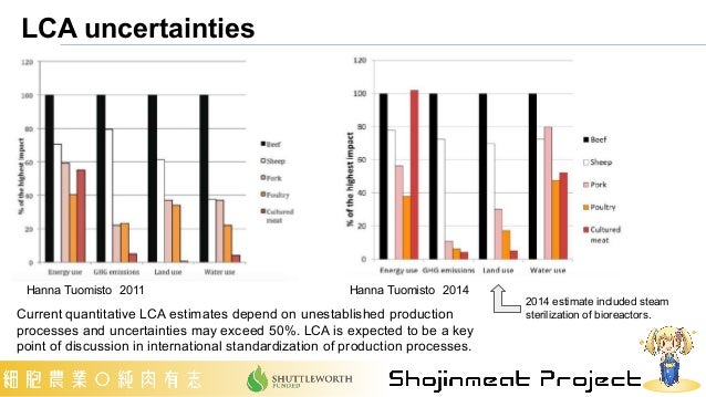 LCA uncertainties Current quantitative LCA estimates depend on unestablished production processes and uncertainties may ex...