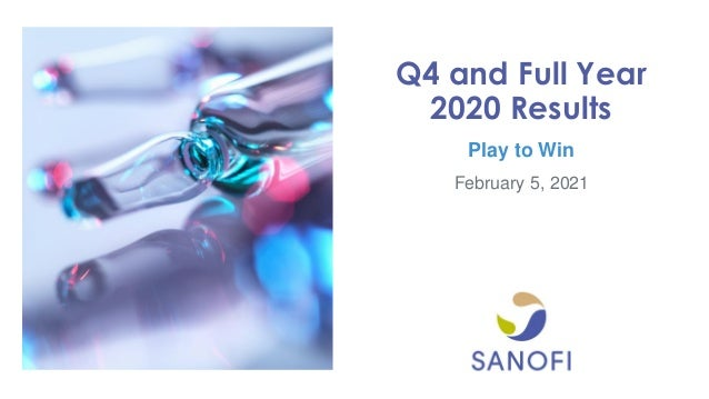 Play to Win Q4 and Full Year 2020 Results February 5, 2021