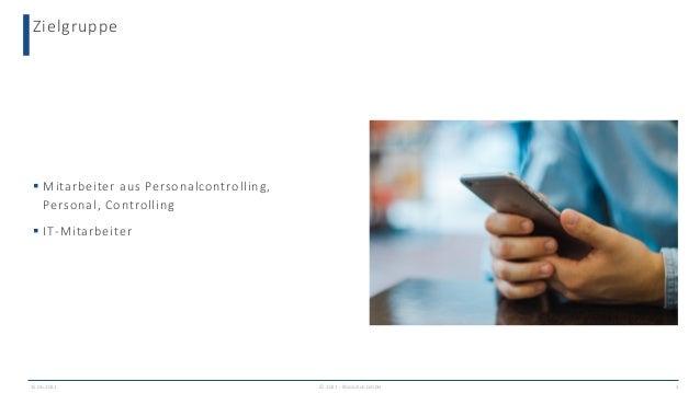 Personalplanung mit der SAP Analytics Cloud Slide 3