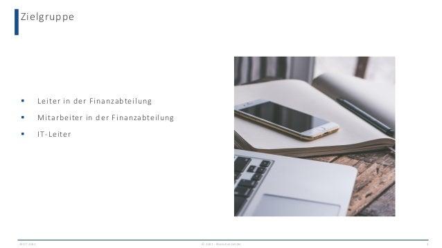 Relevante Fiori-Apps für den Bereich Finance in SAP S/4HANA  Slide 3
