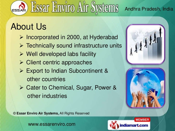 Dust Collector by Essar Enviro Air Systems Hyderabad Slide 2