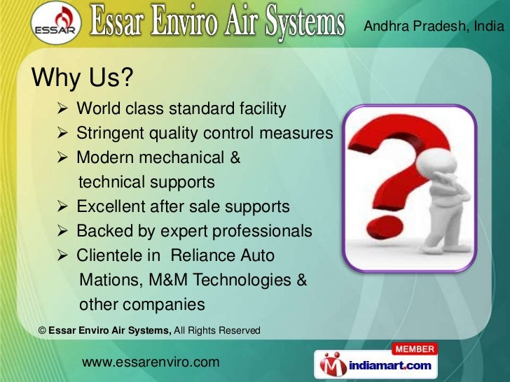 Dust Collector by Essar Enviro Air Systems Hyderabad Slide 3