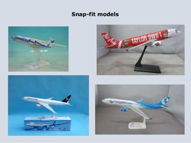 Die-cast models