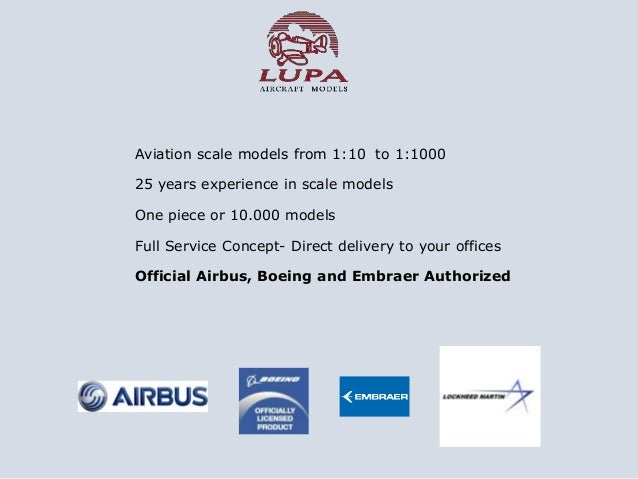 Airbus and Boeing range !
