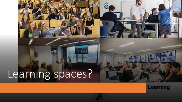 2021 KTH SoTL keynote on Learning Spaces Slide 2