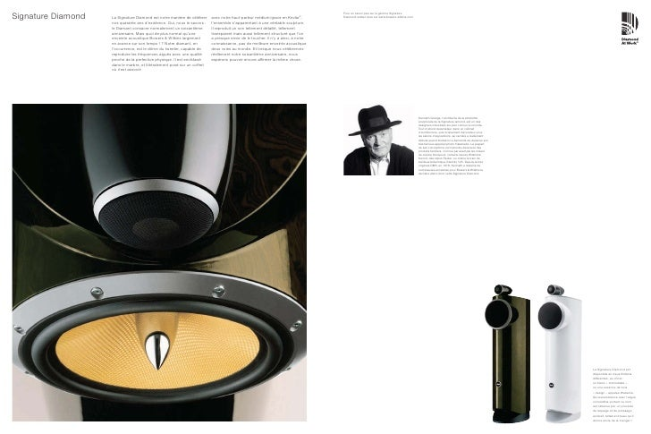 Catalogue Bowers Wilkins B W 2010