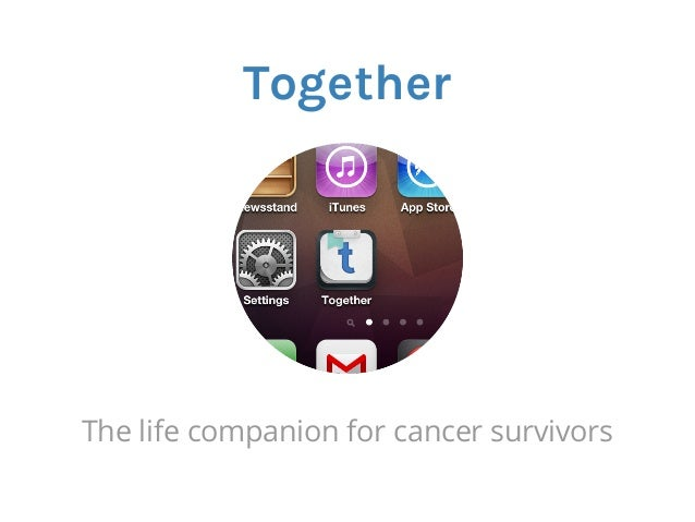Together The life companion for cancer survivors
