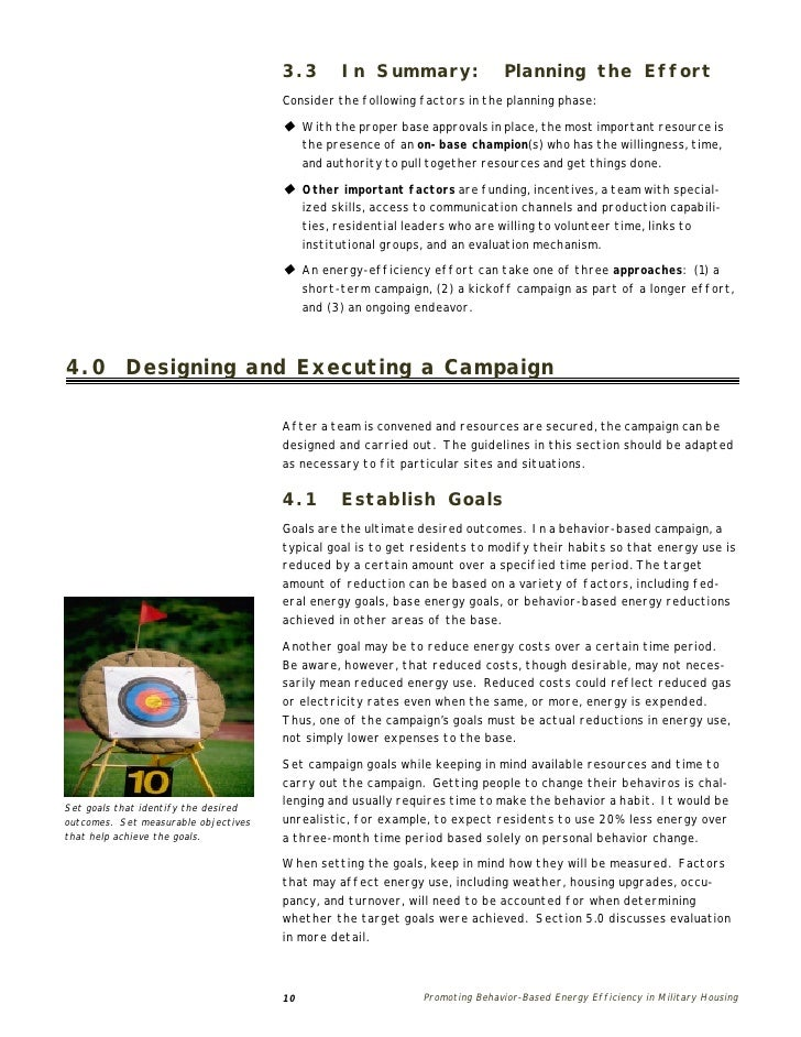 3.3       In Summary:                 Planning the Effort                                       Consider the following fac...