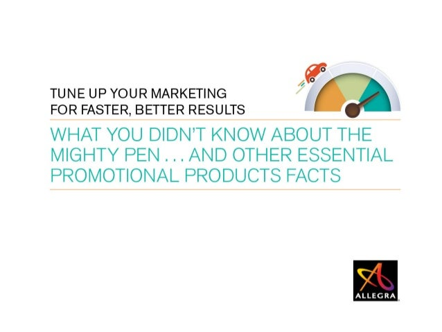 Adver&sing  Specialty  Ins&tute's  research  team   polled  7,000+  consumers  in  21  metro  areas...