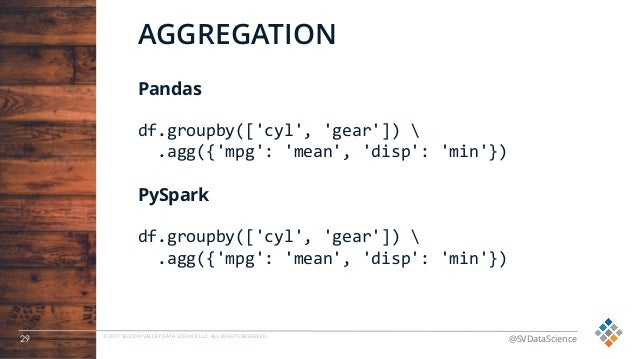 Data Wrangling with PySpark for Data Scientists Who Know Pandas with …
