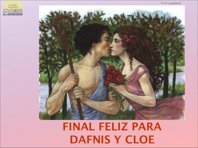FINAL FELIZ PARA DAFNIS Y CLOE IMAGEN: SALDUBENSIS CLARA ÁLVAREZ