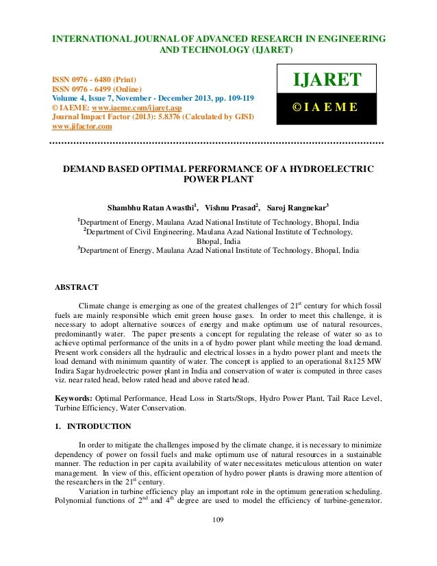 International Journal of Advanced Research in Engineering and Technology IN ENGINEERING INTERNATIONAL JOURNAL OF ADVANCED ...