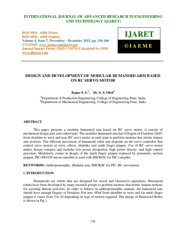 International Journal of Advanced Research in Engineering RESEARCH IN ENGINEERING INTERNATIONAL JOURNAL OF ADVANCED and Te...