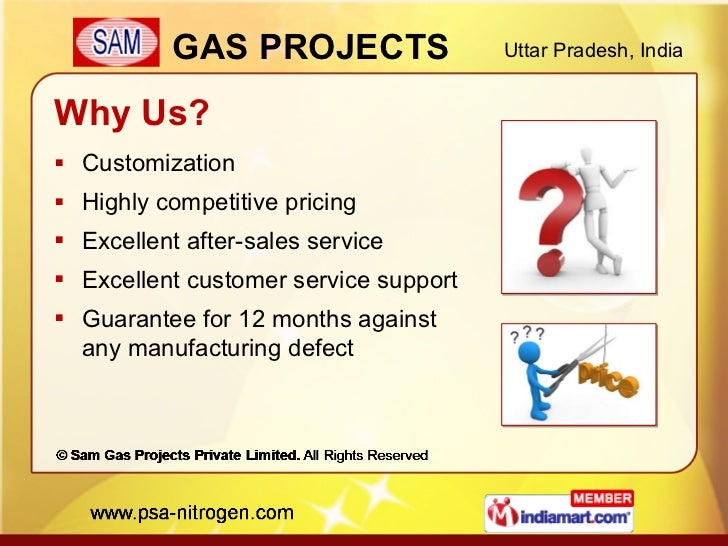 Sam Gas Projects Private Limited Uttar Pradesh India Slide 3