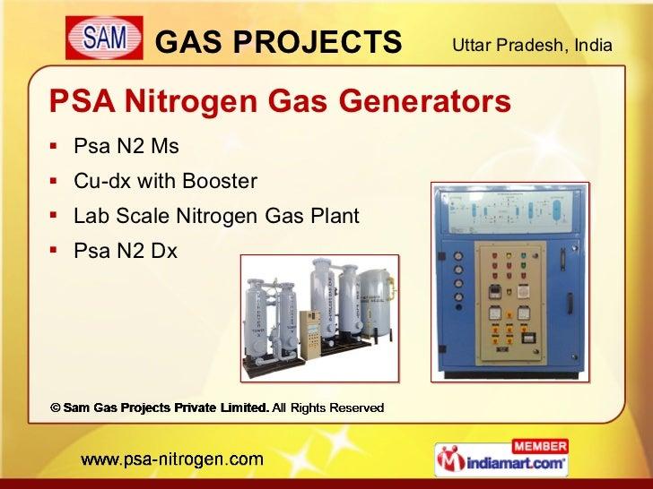 PSA Nitrogen Gas Generators <ul><li>Psa N2 Ms </li></ul><ul><li>Cu-dx with Booster </li></ul><ul><li>Lab Scale Nitrogen Ga...