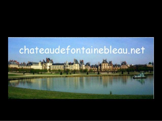 Château de Fontainebleau Photos JB