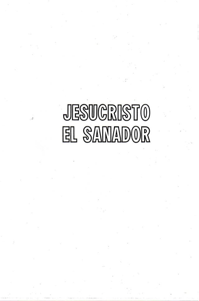 Jesucristo el Sanador - T. L. Osborn