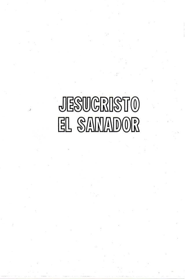 JESUCRISTO EL SANADOR - T L Osborn