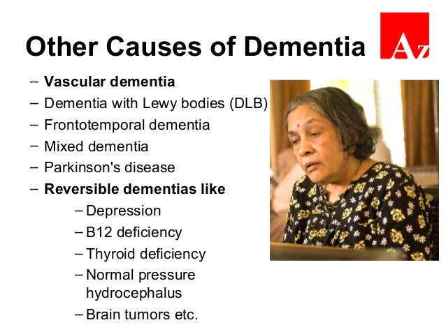 Dementia and care giving in the developing world B12 Deficiency Symptoms