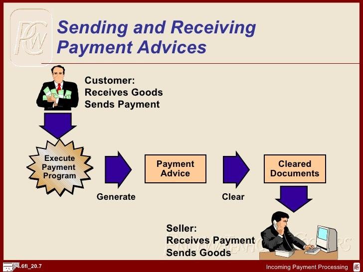 SAP FI Payment Processing | http://sapdocs info
