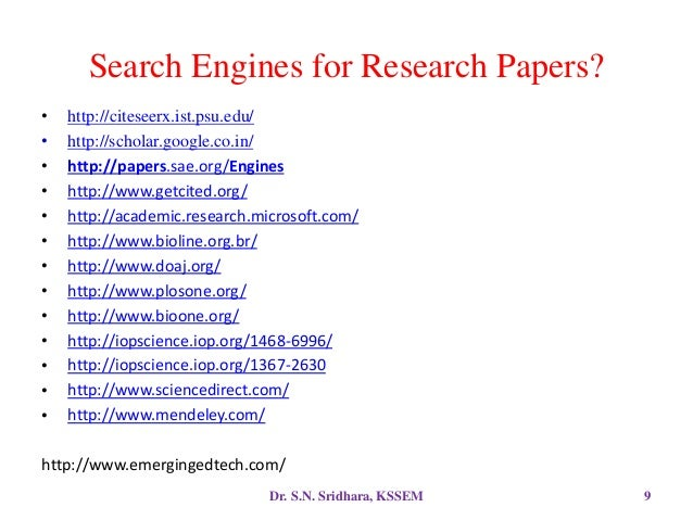 Sciencedirect research papers